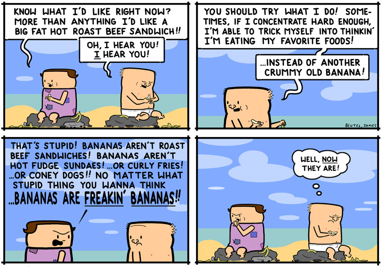 Freakin' Bananas