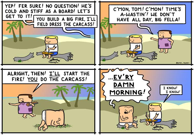 Dress The Carcass