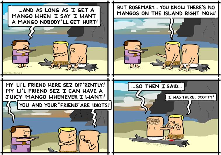 Rosemary's Mango Demands