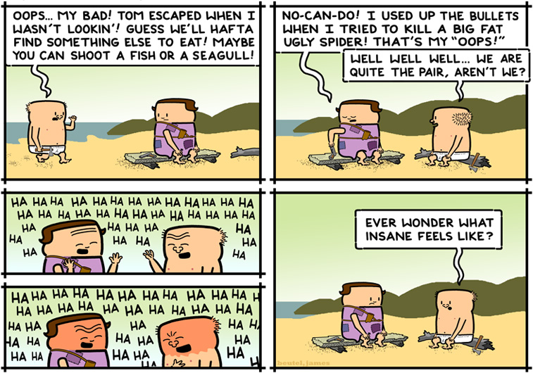 Tom Escapes