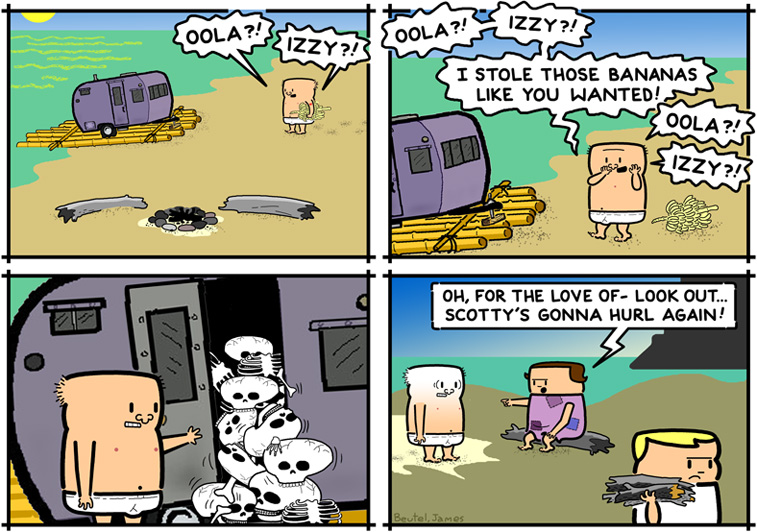 Scotty Gets Big Shock
