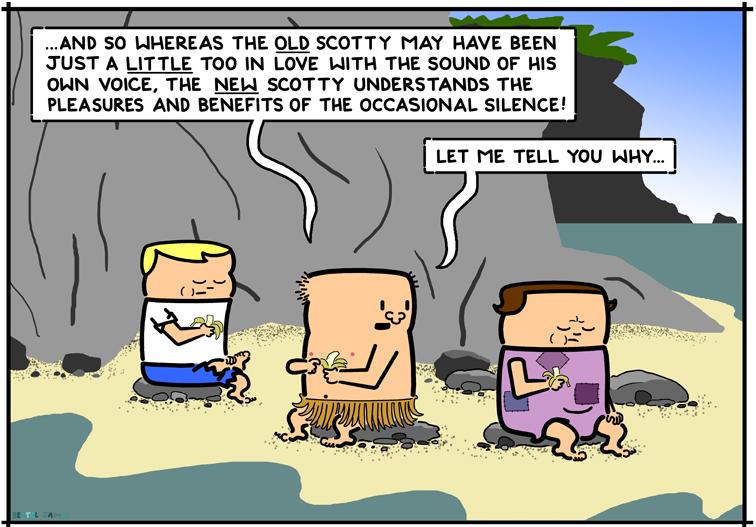 The Sound Of Scotty