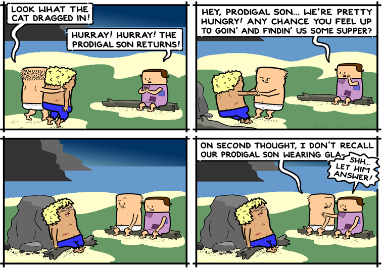 Prodigal Son Perhaps