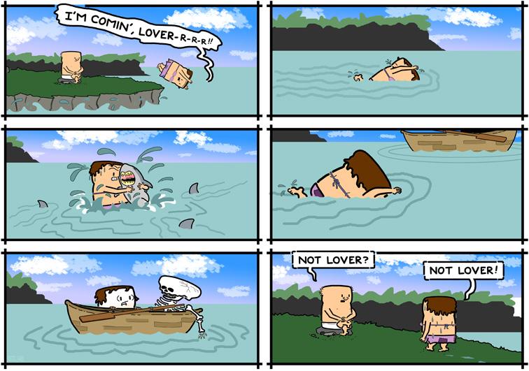 Lover Buoy