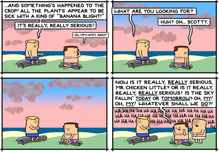 Crisis On The Horizon