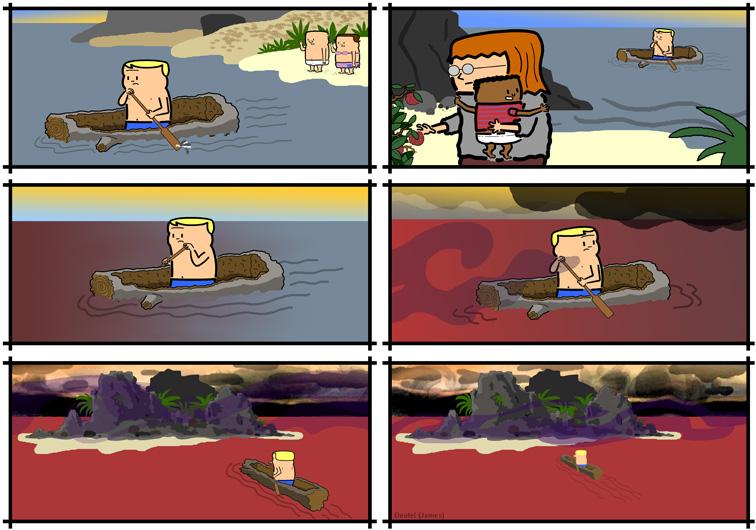 Tom's Journey
