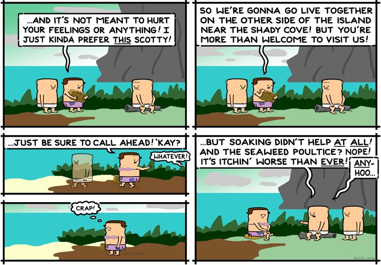 The Unreliable Scotty
