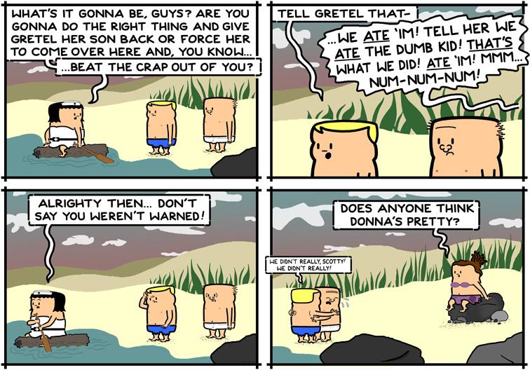 Rosemary's Sense Of Humor