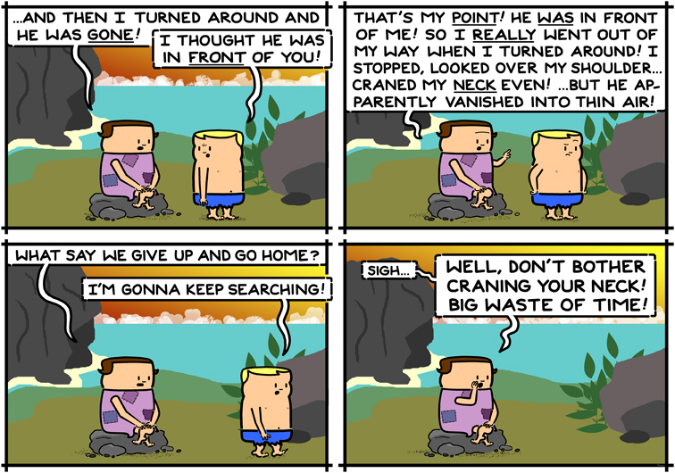 Scotty Vanished