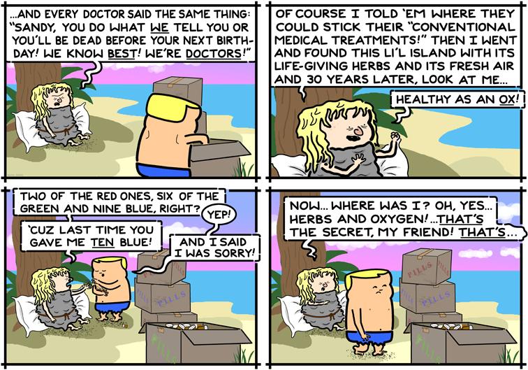 Conventional Medicine
