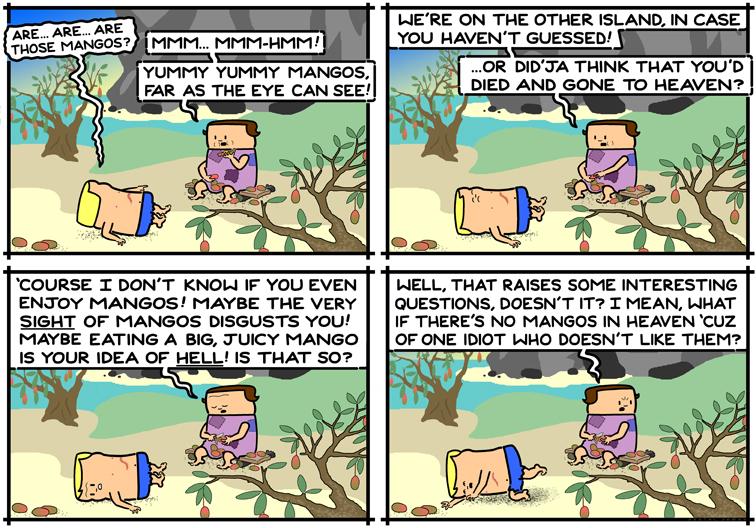 Mangos In Heaven