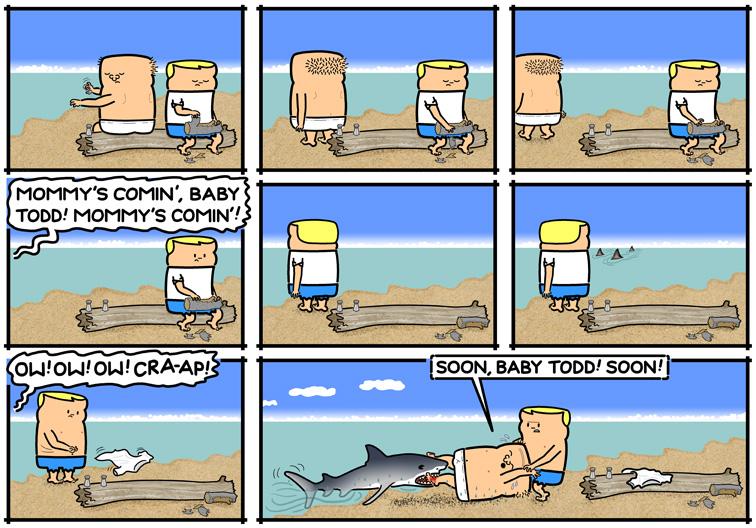 Feed The Sharks