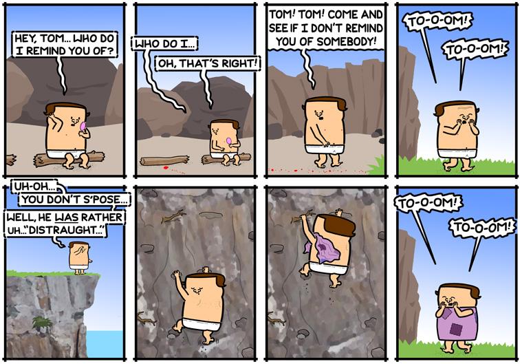 Tom… Where Are You?