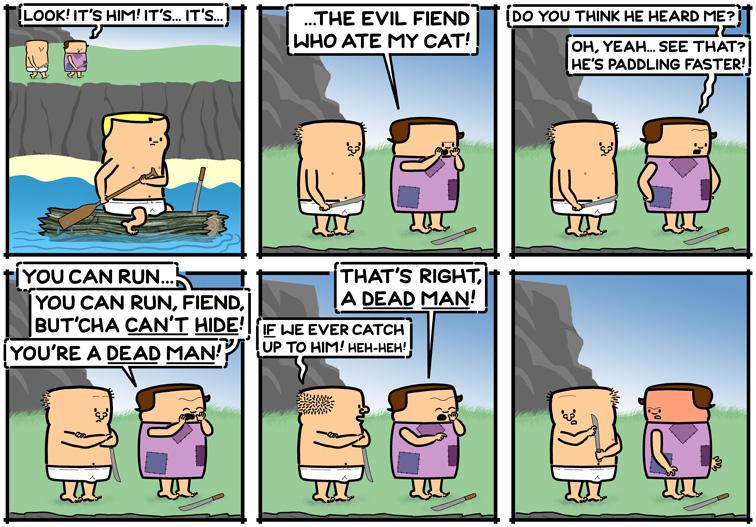 Evil Fiends